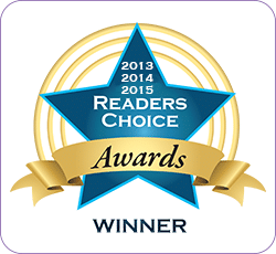 Chiropractic Peoria IL readers choice awards